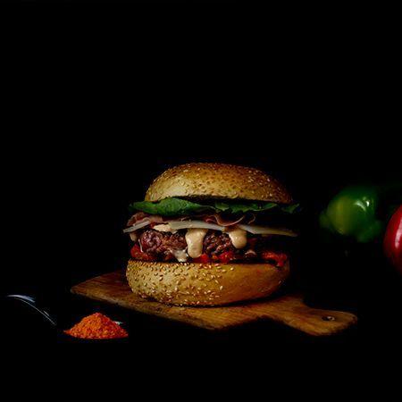Burger Gamelle