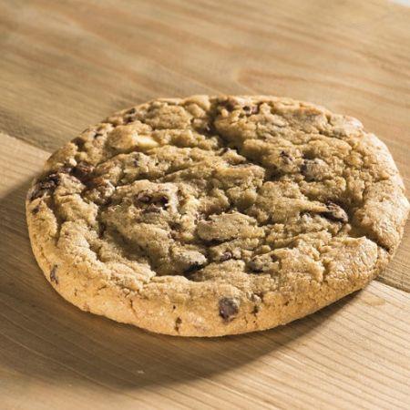 Maxi cookie au 3 chocolats
