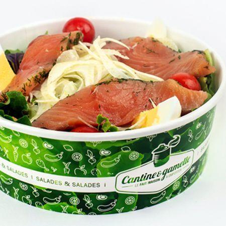 La salade fraîcheur