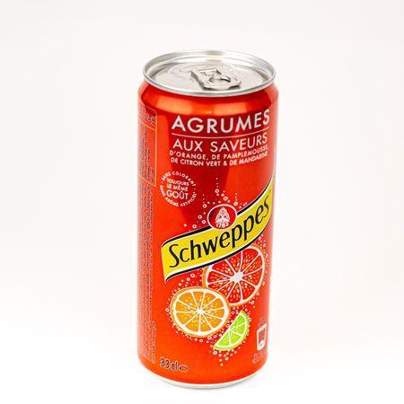 Schweppes agrumes